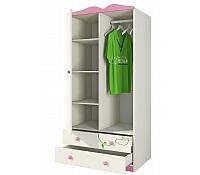 Шкаф для одежды Ш90-2Д1