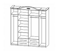 Шкаф для одежды СП-001-04