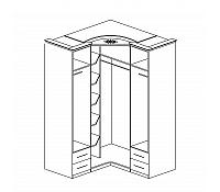 Шкаф для одежды СП-001-09